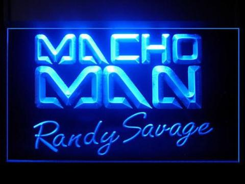 Macho Man Randy Savage LED Neon Sign