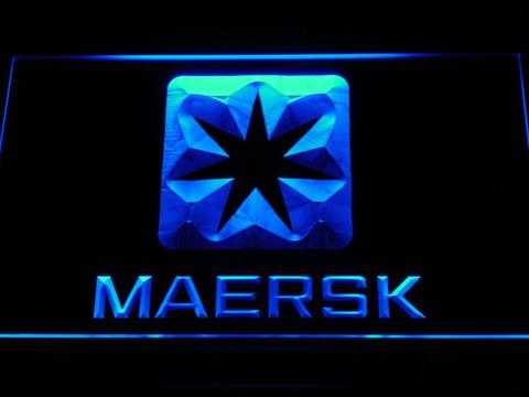 Maersk LED Neon Sign