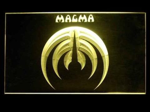 Magma MDK LED Neon Sign