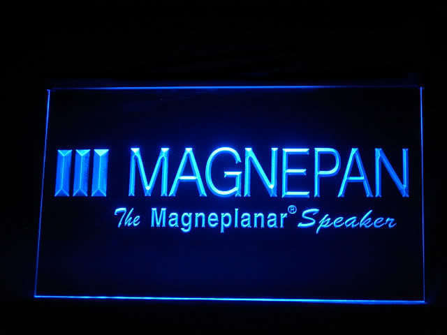 Magnepan LED Light Sign