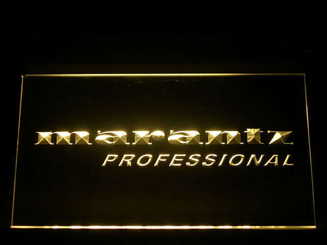 Marantz LED Light Sign