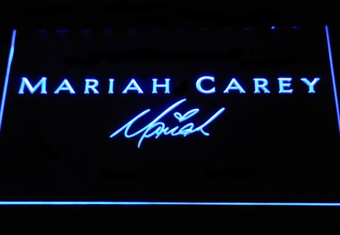 Mariah Carey LED Neon Sign