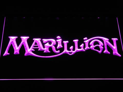 Marillion LED Neon Sign