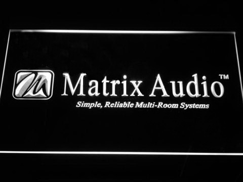 Matrix Audio LED Neon Sign