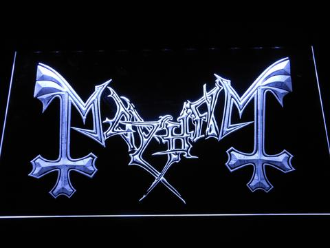 Mayhem LED Neon Sign