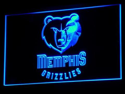 Memphis Grizzlies LED Neon Sign