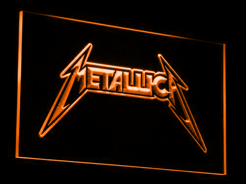 Metallica LED Neon Sign