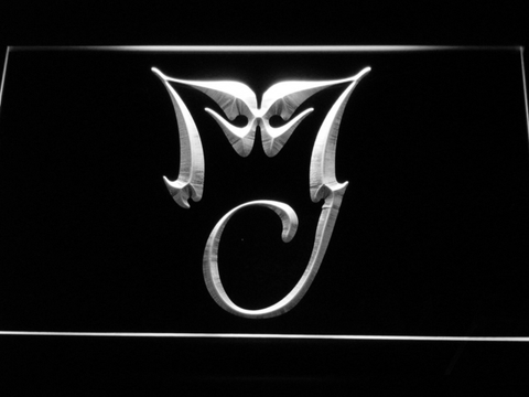 Michael Jackson Monogram LED Neon Sign