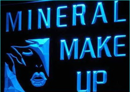 Mineral Make Up Beauty Salon neon Light Sign