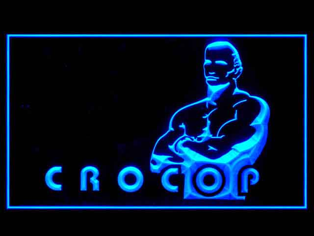 Mirko Cro Cop Boxing LED Sign