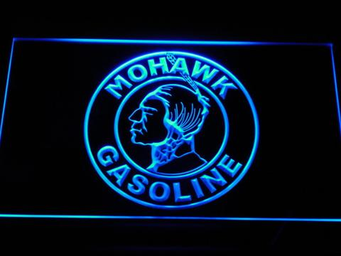 Mohawk Gasoline LED Neon Sign