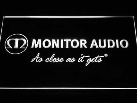 Monitor Audio LED Neon Sign