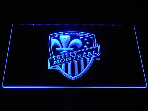 Montreal Impact LED Neon Sign