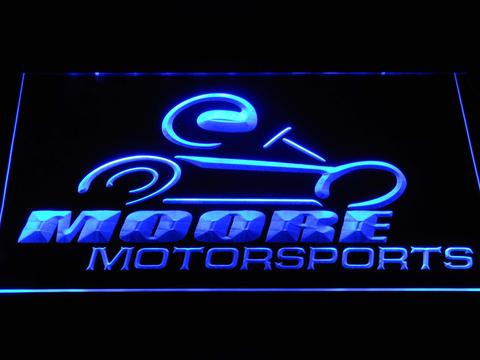 Moore Motorsports LED Neon Sign