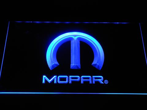 Mopar LED Neon Sign