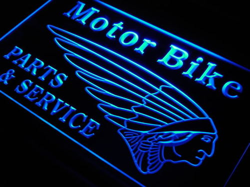 Motor Bike Parts Services Indian