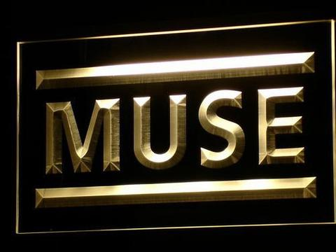 Muse LED Neon Sign
