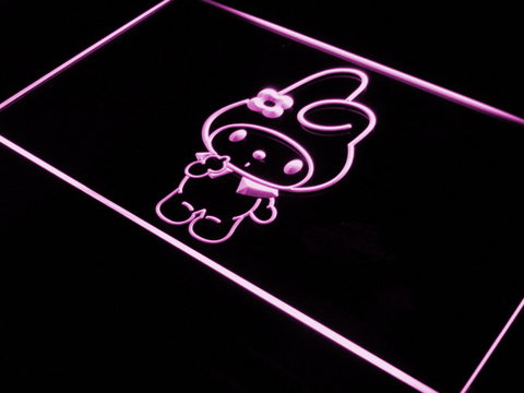 My Melody LED Neon Sign