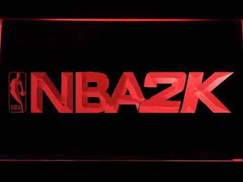 NBA 2K LED Neon Sign