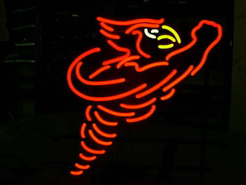 NCAA Iowa State Cyclones Classic Neon Light Sign 18x16