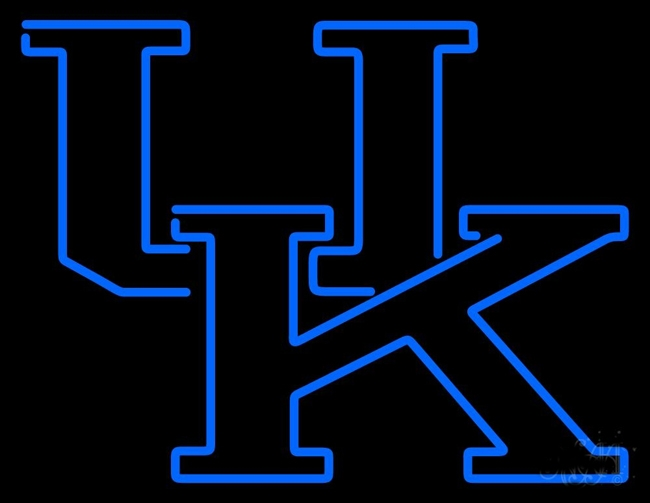 NCAA UK Kentucky Classic Neon Light Sign 16 x 15