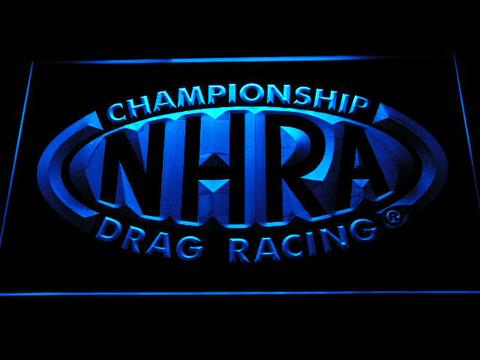 NHRA Drag Racing LED Neon Sign