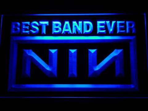 NIN Nine Inch Nail Best Band Ever LED Neon Sign