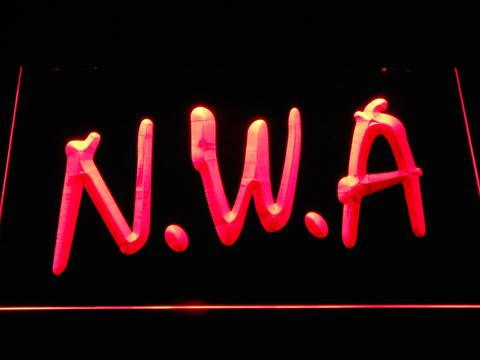 NWA LED Neon Sign