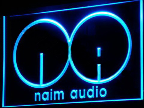 Naim Audio LED Neon Sign