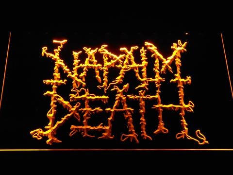 Napalm Death LED Neon Sign