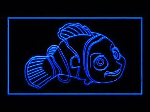 Nemo LED Neon Sign