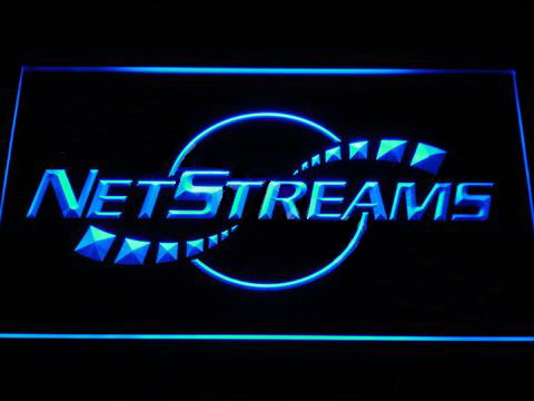 NetStreams LED Neon Sign