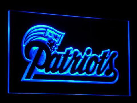 New England Patriots LED Neon Sign