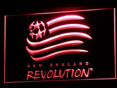 New England Revolution LED Neon Sign