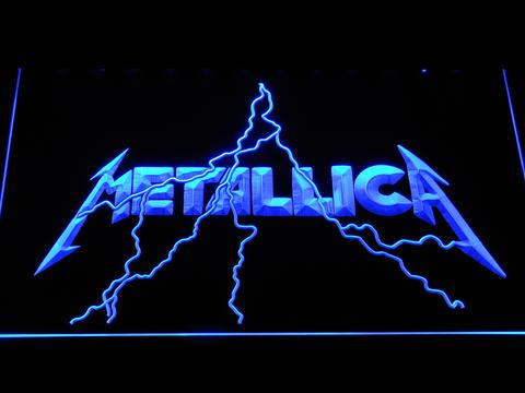 New Metallica LED Neon Sign