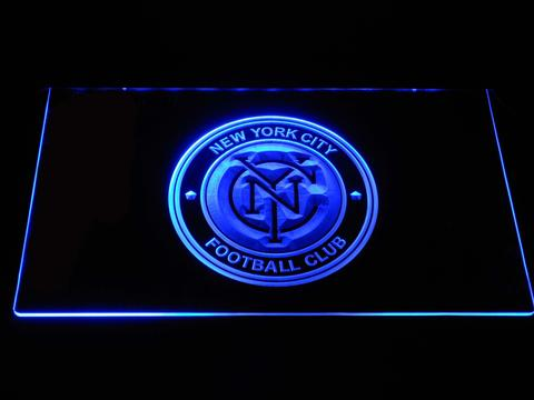 New York City FC LED Neon Sign