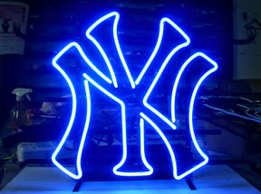New York Classic Neon Light Sign 17 x 14