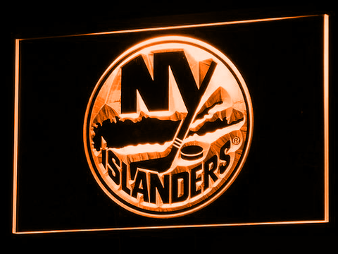 New York Islanders LED Neon Sign