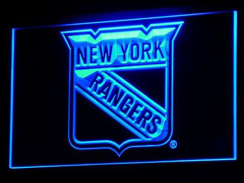 New York Rangers LED Neon Sign