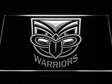 New Zealand Warriors LED Neon Sign