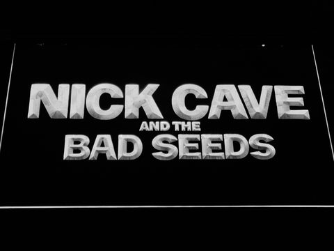Nick Cave and the Bad Seeds LED Neon Sign