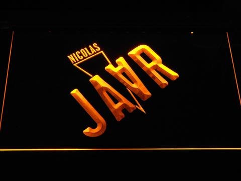 Nicolas Jaar LED Neon Sign
