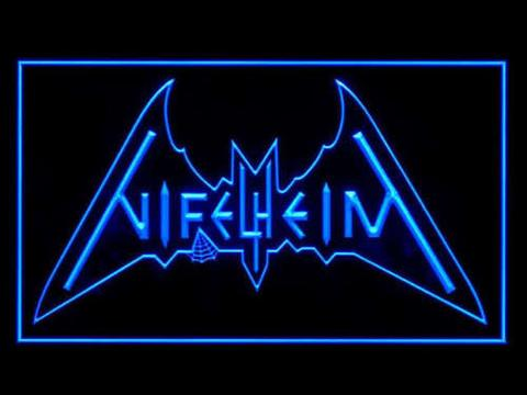 Nifelheim LED Neon Sign