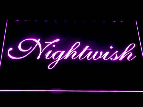 Nightwish LED Neon Sign
