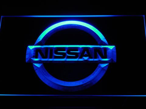 Nissan LED Neon Sign