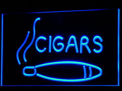 OPEN Cigars LED Light Sign