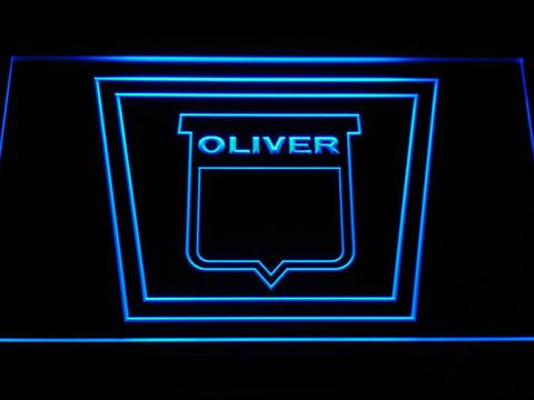 Oliver Old Logo LED Neon Sign