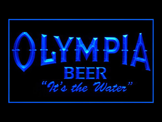 Olympia Beer Pub Neon Sign
