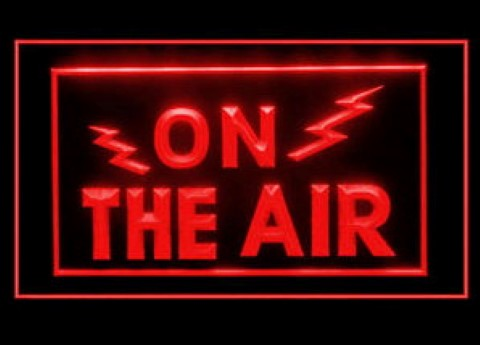 On The Air Ham Radio LED Neon Sign