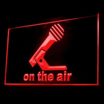 On The Air Studio 2 LED Neon Sign
